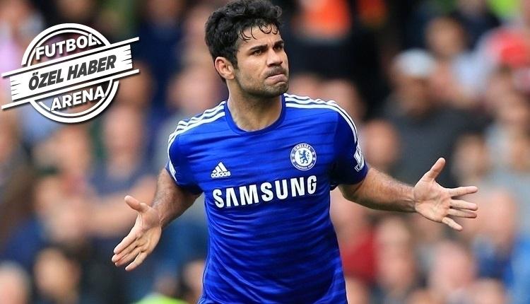 Beşiktaş'ın Diego Costa transferinde önemli gelişme