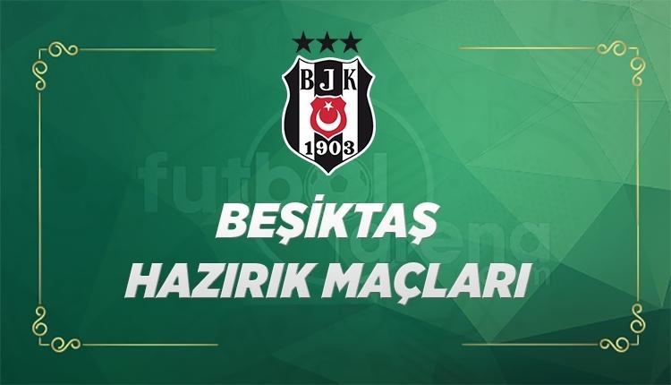 Beşiktaş'ın hazırlık maçları (2017)
