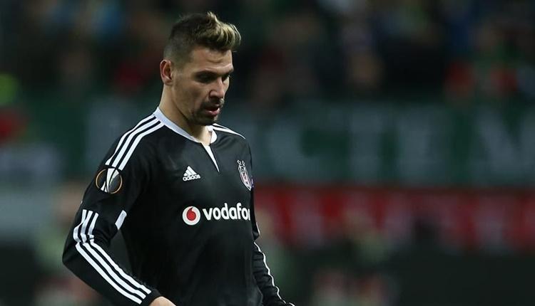 Beşiktaş'ın kiraladığı Ersan Gülüm, Avustralya'ya transfer oldu