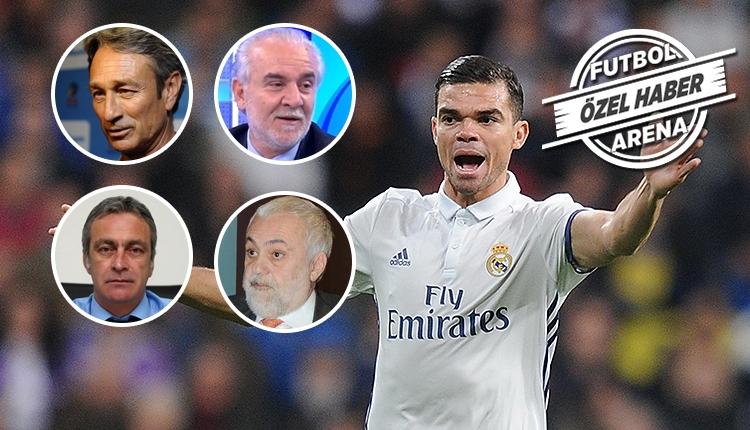 Beşiktaş'ın Pepe transferini duayenler değerlendirdi