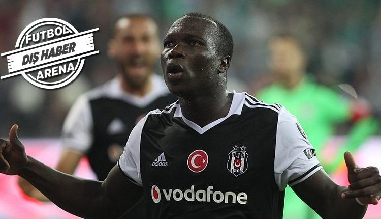 Beşiktaş'ın transfer etmek istediği Aboubakar'ın menajeri Porto'ya kararını bildirdi
