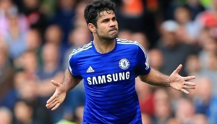 Beşiktaş'ın transfer gündemindeki Diego Costa formayı giydi