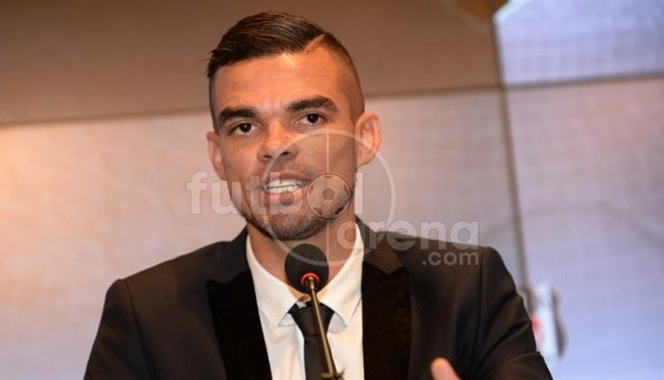 Beşiktaş'ın yeni transferi Pepe: 'Karar vermek çok zor olmadı'
