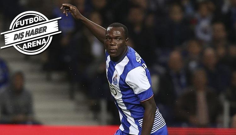 Beşiktaşlı eski futbolcu Aboubakar, Porto'da golleriyle coşturuyor