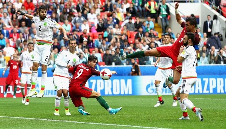 Beşiktaşlı Quaresma'nın asistinde Pepe'nin attığı gol (izle)