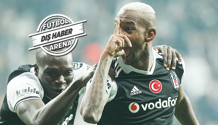 Beşiktaşlı Talisca oynamak istediği takımı açıkladı