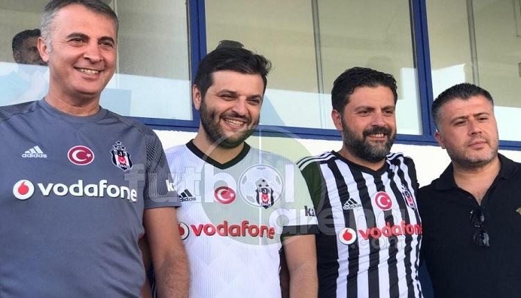 Beşiktaş'ta Fikret Orman'dan Lens, Negredo ve stoper transferi açıklaması