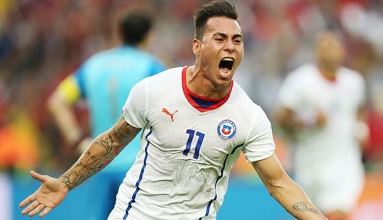 Beşiktaş'ta forvet transferine aday Eduardo Vargas