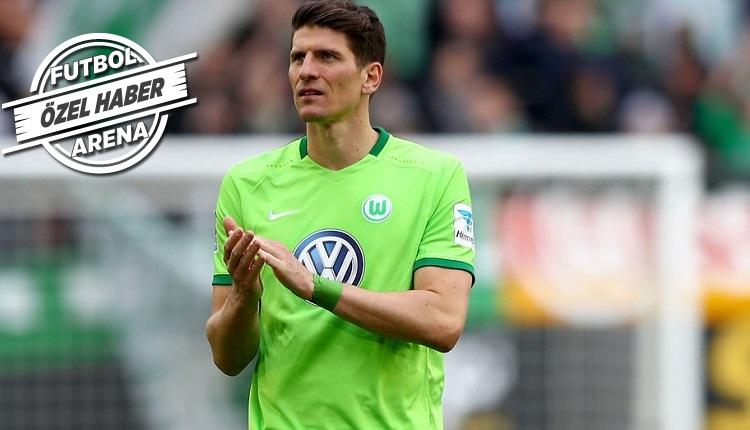 Beşiktaş'ta Mario Gomez transferi gelişmesi! Canlı yayında duyurdu