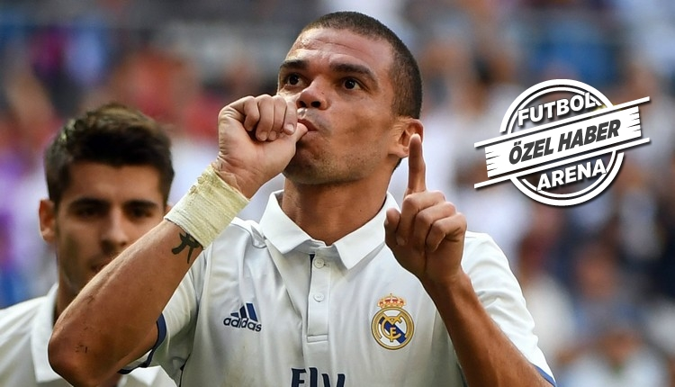 Beşiktaş'ta Pepe için transfer gerçekleri