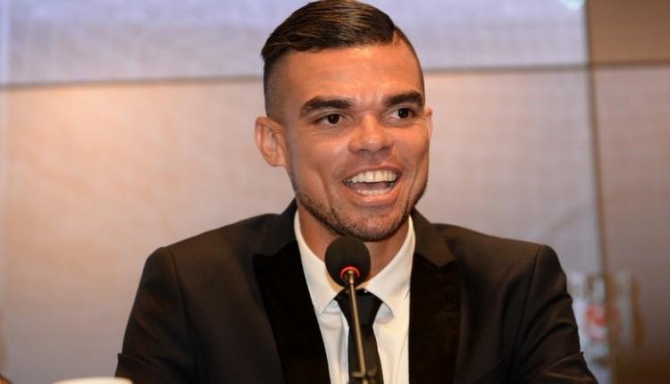 Beşiktaş'ta Pepe kaç numaralı formayı giyecek?