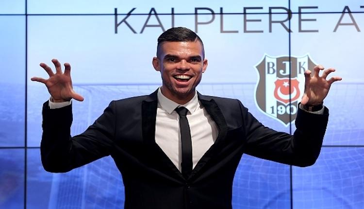 Beşiktaş'ta Pepe'den Real Madrid açıklaması ''Güzel olurdu''