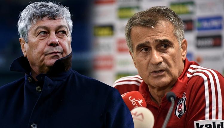 Beşiktaş'ta Şenol Güneş & Lucescu iddiası