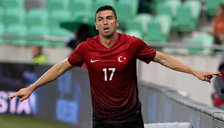 Beşiktaş'ta Şenol Güneş'in önceliği Burak Yılmaz