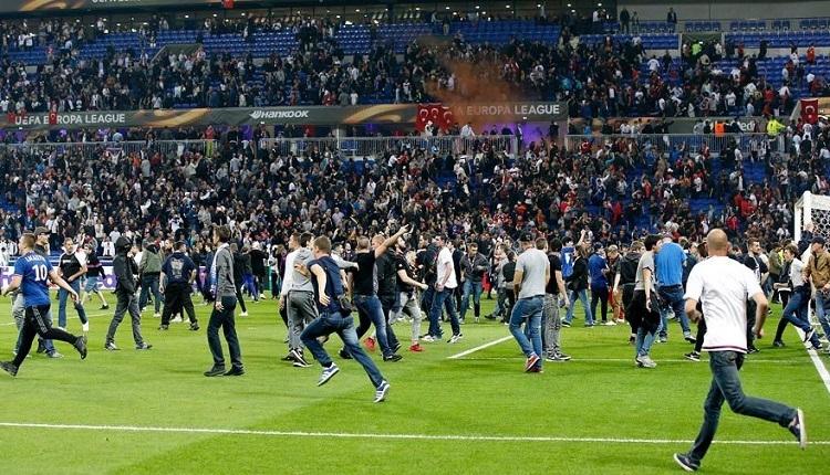 Beşiktaş yöneticisi UEFA cezasıyla ilgili büyük tehlikeyi açıkladı!