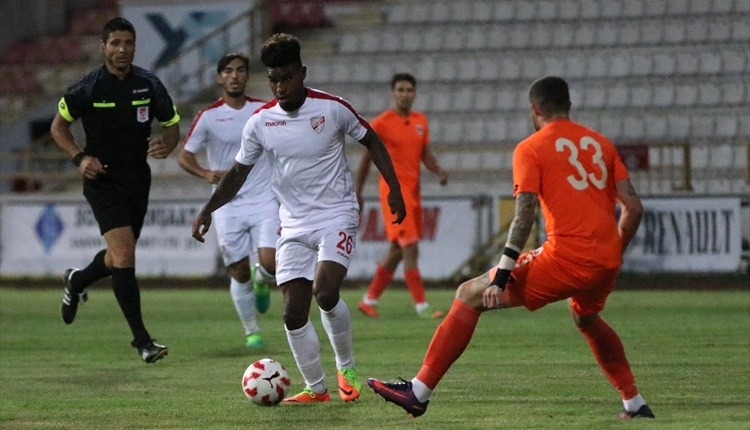 Boluspor 2-1 Adanaspor maçı özeti ve golleri - İZLE