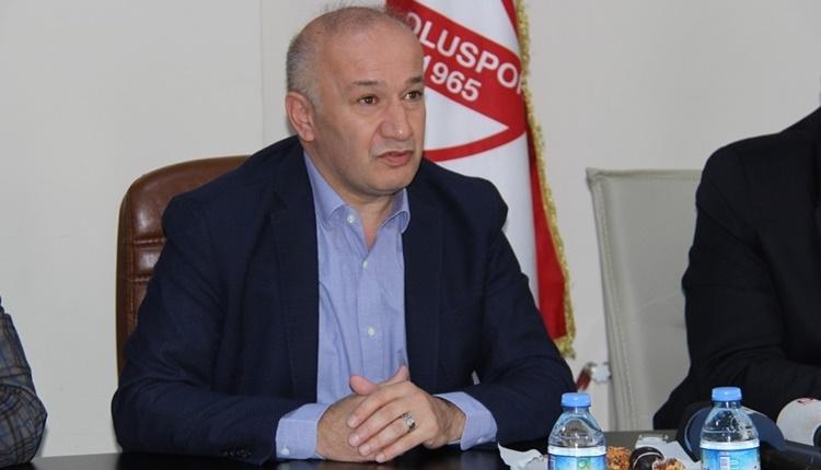 Boluspor'dan Ertuğrul Taşkıran transferinde savunma