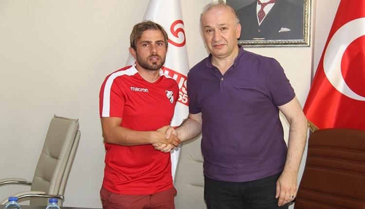 Boluspor'a Adana Demirspor'dan transfer