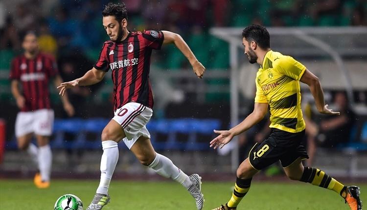 Borussia Dortmund 3-1 Milan maçı özeti ve golleri (İZLE)