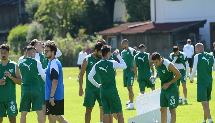 Bursaspor 3-0 Leeds United hazırlık maçı özeti ve golleri