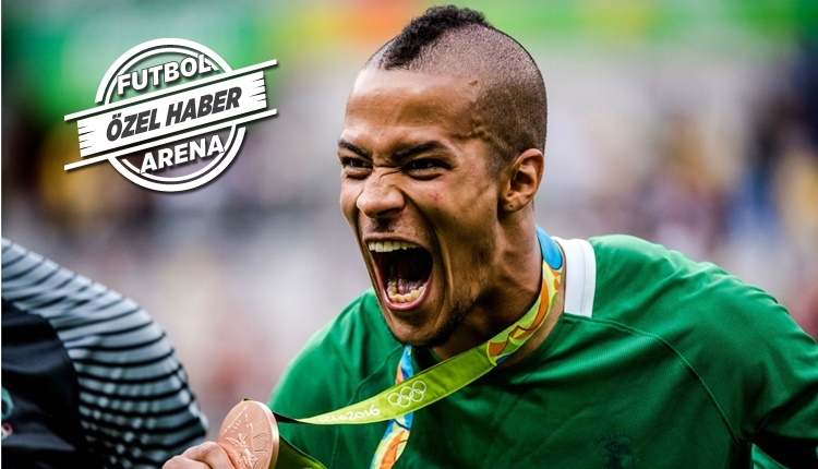 Bursaspor, William Troost Ekong'u transfer etti