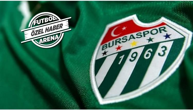 Bursaspor yönetiminden transfer açıklaması