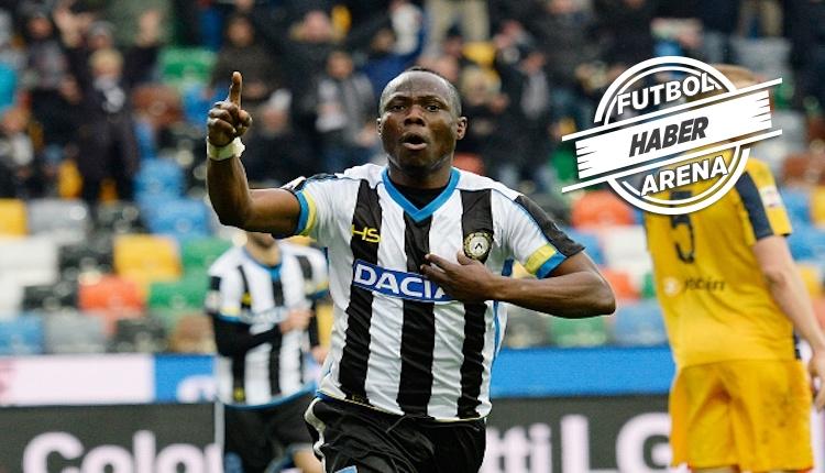 Bursaspor'da Emmanuel Badu transferinde son karar