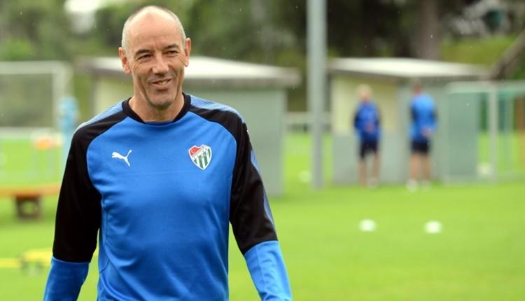 Bursaspor'da Paul Le Guen: