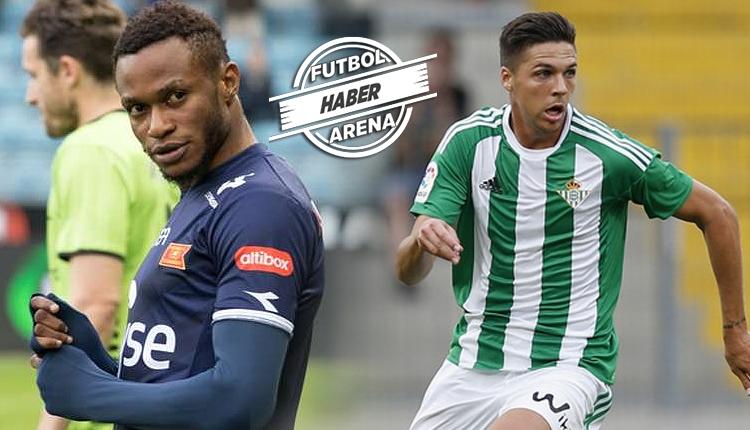 Bursaspor'da transferde gündem Jonas Martin ve Samuel Adengbero