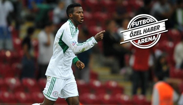 Bursaspor'da transferde Olarenwaju Kayode için teklif
