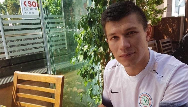 Çaykur Rizespor, Brain Jose Samudio'yu transfer etti