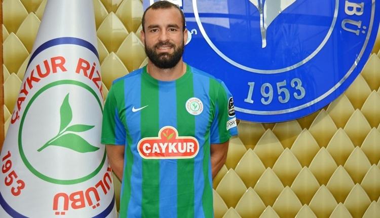 Çaykur Rizespor transferde Mehmet Uslu ile sözleşme imzaladı