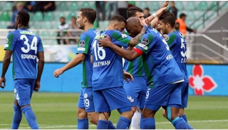 Çaykur Rizespor'a Brezilya'dan 10 numara