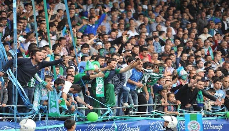 Çaykur Rizespor'da Saffet Mete: ''Taraftarın desteği önemli''