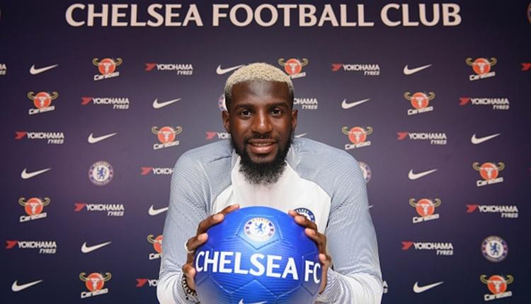 Chelsea Monaco'dan Tiemoue Bakayoko'yu transfer etti