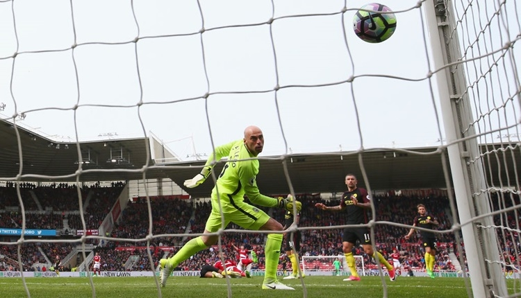 Chelsea, Willy Caballero'yu transfer etti