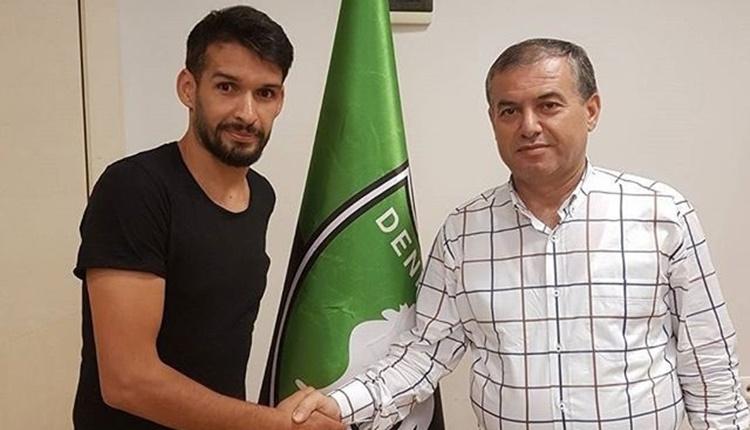 Denizlispor'da iç transfer