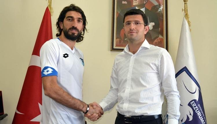Erzurumspor, Burhan Eşer'i transfer etti