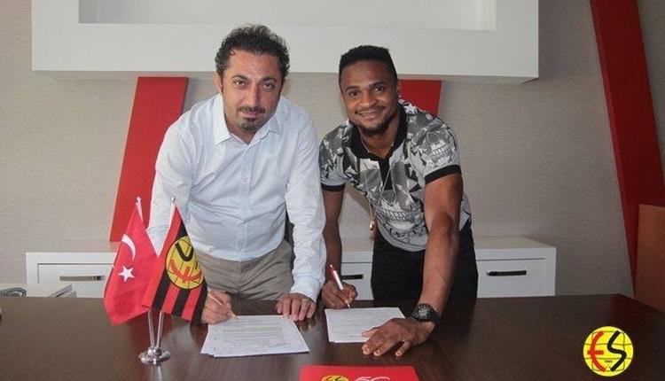 Eskişehirspor Chico Ofoedu ile anlaştı