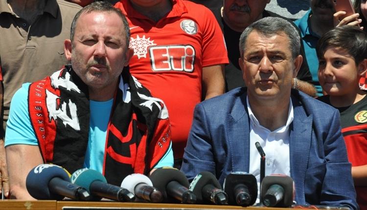 Eskişehirspor, Sergen Yalçın ile sözleşme imzaladı