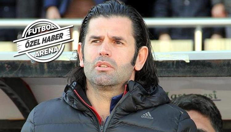 Eskişehirspor'da İbrahim Üzülmez ile anlaşma olmadı