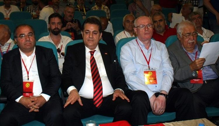 Eskişehirspor'da kongrede başkan adayı çıkmadı
