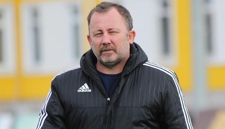 Eskişehirspor'da Sergen Yalçın göreve başladı