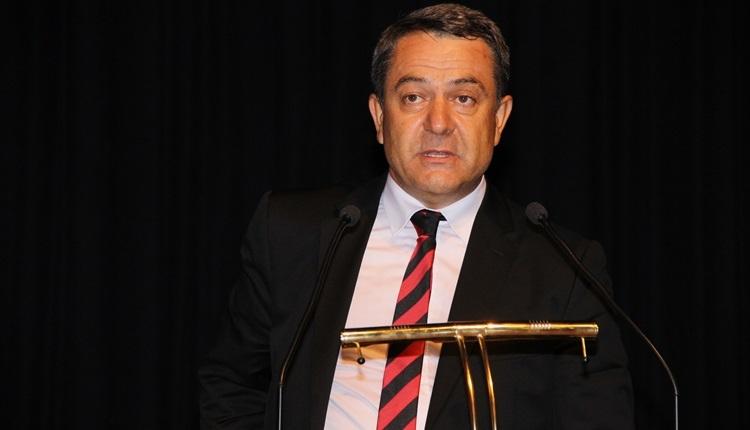 Eskişehirspor'un yeni başkanı Sinan Özeçoğlu oldu