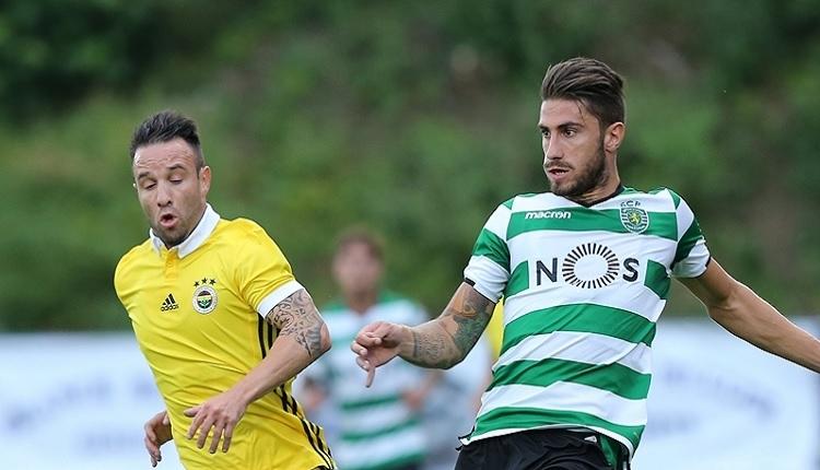 Fenerbahçe 1-2 Sporting Lizbon maç özeti ve golleri (İZLE)