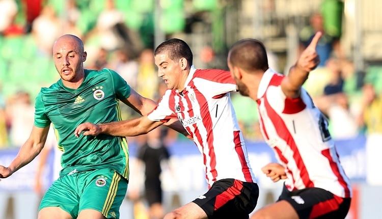 Fenerbahçe - Athletic Bilbao maç özeti, yaşananlar ve kimler oynadı?
