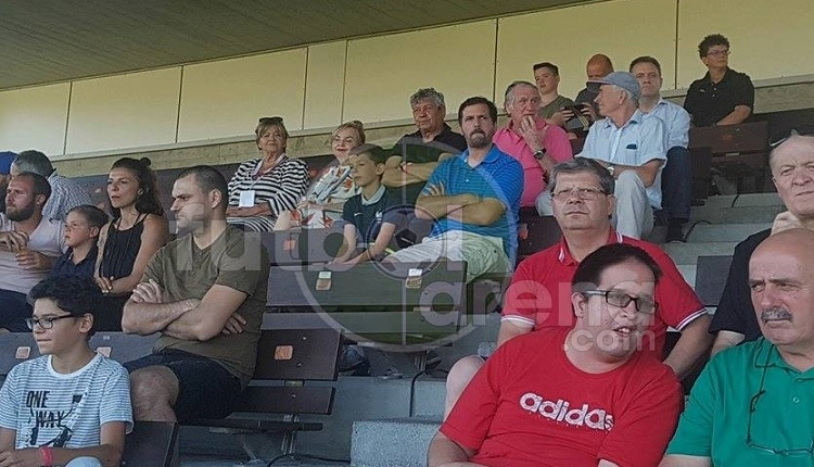 Fenerbahçe - Athletic Bilbao maçında Lucescu sürprizi! Neden geldi?