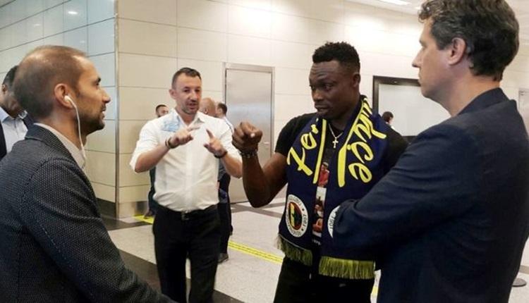 Fenerbahçe, Kameni'nin sözleşmesini açıkladı
