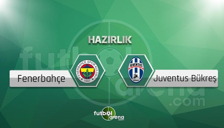 Fenerbahçe - Juventus Bükreş maçı saat kaçta, hangi kanalda? - CANLI