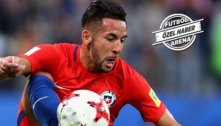 Fenerbahçe Mauricio Isla transferini bitirdi